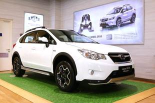 Pandu uji Honda HR-V di Teso Nilai. Pandu uji Subaru XV STI di Subaru Seremban.