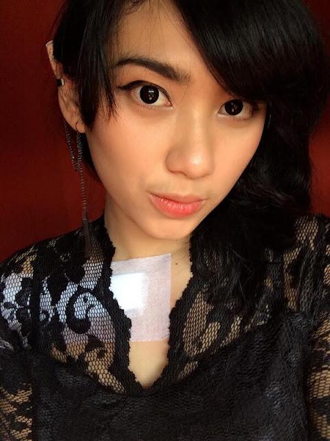 foto seksi yolla yuliana cantik