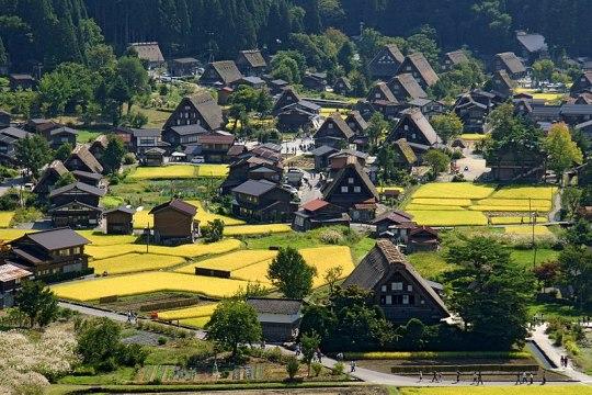 Ogimachi, Shirakawa-go