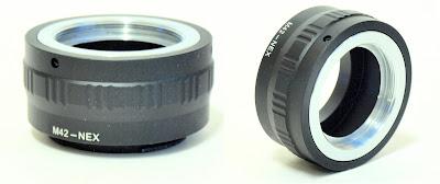 M42-Nex Lens Adapter