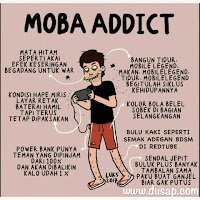 Moba addict
