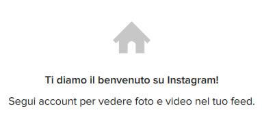 Benvenuto su Instagram
