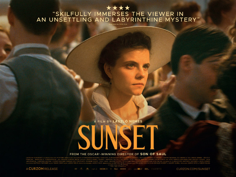sunset film poster