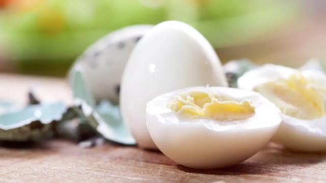 Manfaat Kesehatan Telur Puyuh