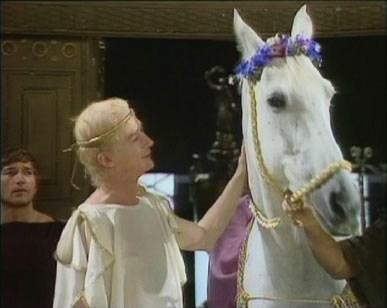 The Mist Trilogy: INCITATUS-THE HORSE WHO BECAME A SENATOR