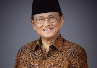 Www Rangkuman Pendidikan Blogspot Com Biografi Bj Habibie Singkat Sunda