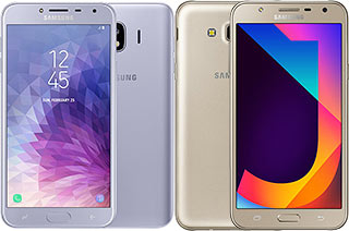 Perbandingan Samsung Galaxy J4 vs J7 Core