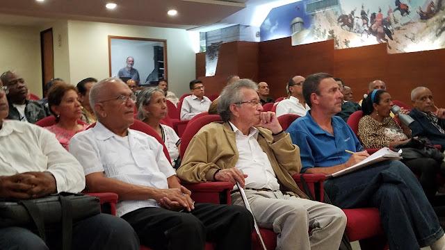 Mesa social de Caracas solicitará ante el TSJ anular leyes del Poder popular