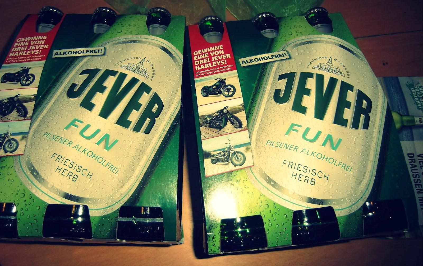 Mini Kühlschrank Jever : Elassunnyside: brandnooz produkttest: jever fun alkoholfrei