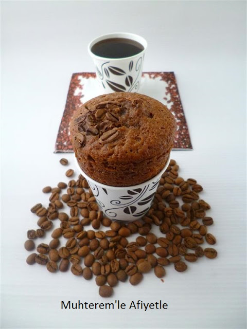 Türk kahveli kek