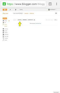 Cara Membuat Site Map dan Halaman Contact Us.