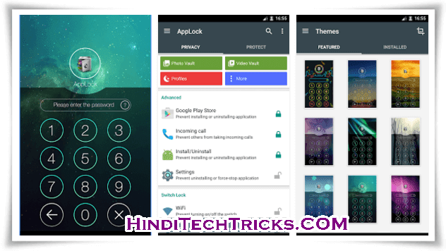 android 5 best app locker hindi