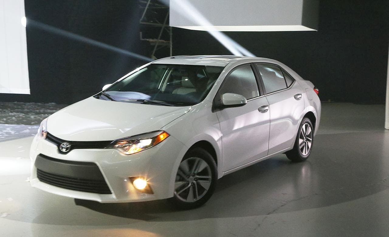 Toyota Corolla Xli Gli New Shape Model 2014 Hd Wallpapers