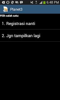 Cara Menghilangkan Registrasi 3 Pada Android Kartu Paket