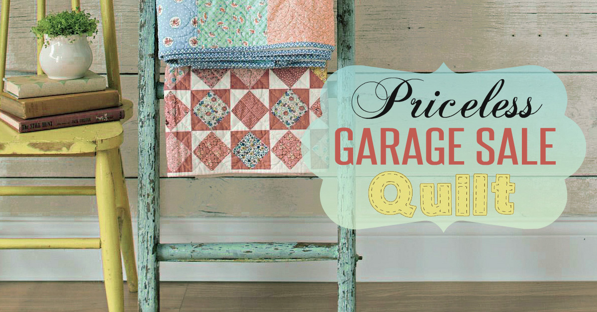 GARAGE SALE FINDS: Priceless $8 Quilt | Craigslist Garage Sales ... : quilt sales - Adamdwight.com
