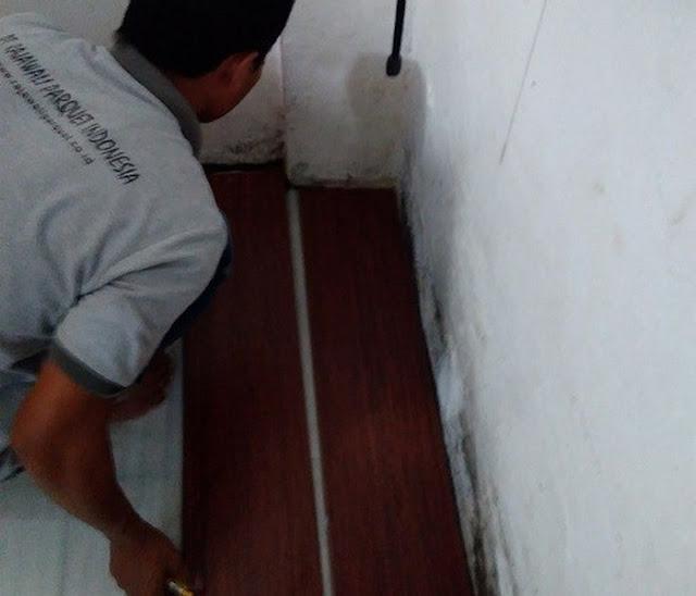 Bahan dan Cara Memasang Lantai kayu Laminated Sendiri dirumah dengan mudah