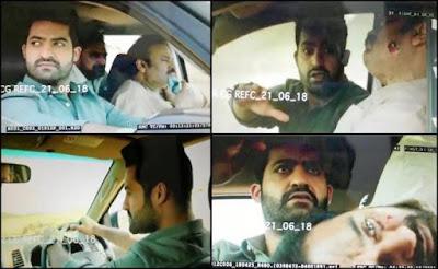 Jr NTR Aravinda Sametha Teaser Leaked