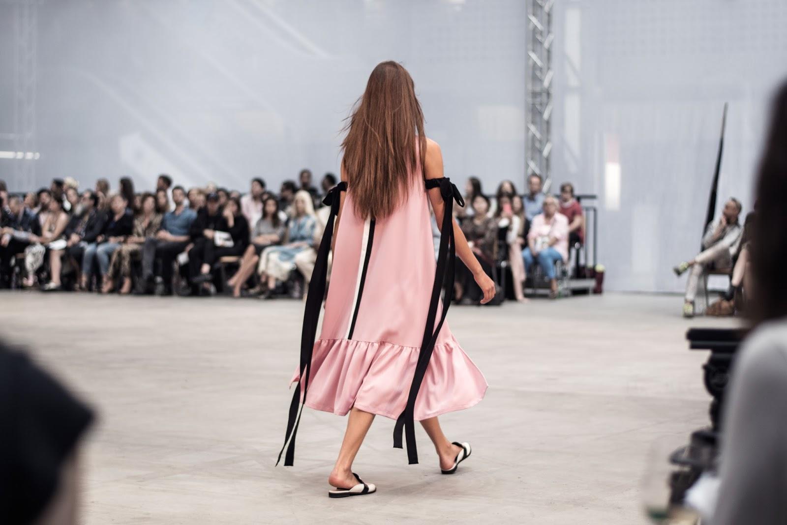 Lida Noba | Mode Suisse Edition 10 Zurich | Rose Kiara Peaches