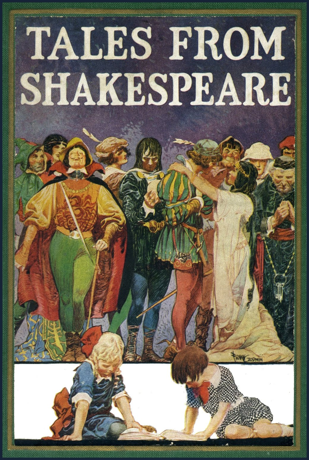 Tales from Shakespeare (unsourced)/Preface