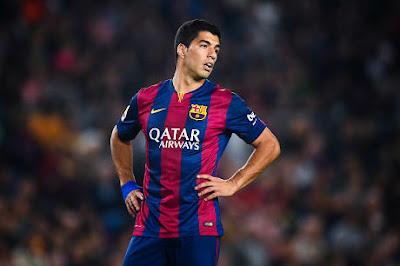 Suarez Nihil Gol Di Barcelona