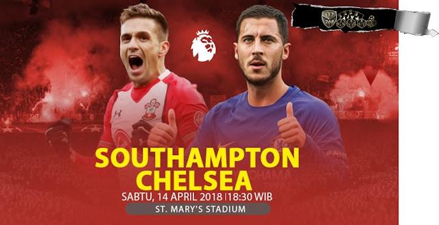 Prediksi Southampton Vs Chelsea, Sabtu 14 April 2018 Pukul 18.30 WIB