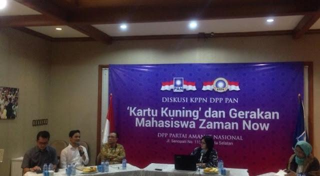Pakar Hukum UI: Kartu Kuning Jokowi Bukan Bentuk Penghinaan