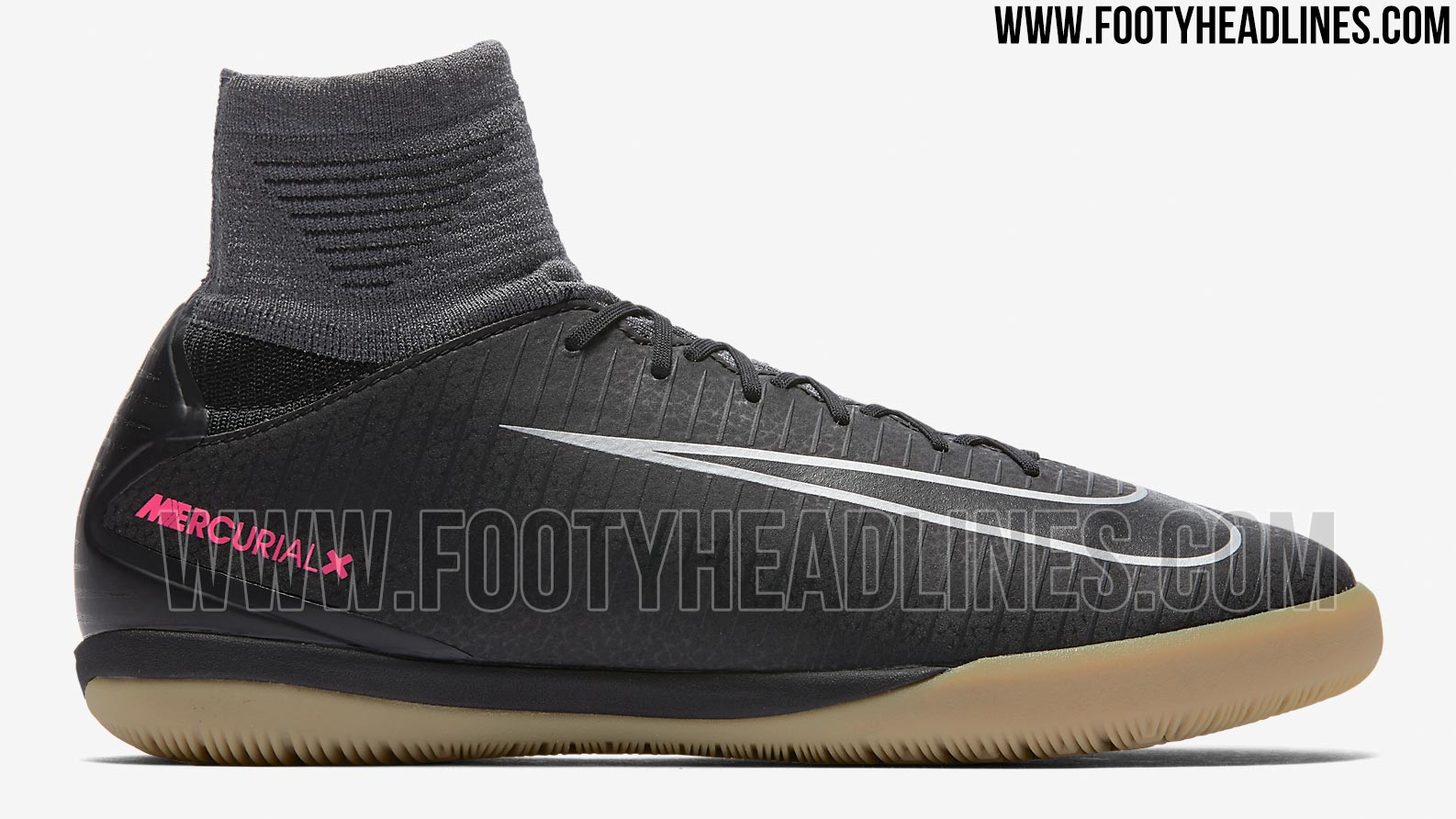 competitive price 13563 45912 ... ic mens indoor competition football boots 831976 shoes 10 black 36bae  dc226  ireland nike mercurialx proximo ii black hyper pink gum light brown  9b335 ...