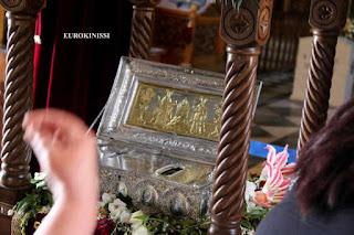 ΑΝΑΤΡΙΧΙΑΣΤΙΚΟ! Τι συμβαίνει με όσους ασπάζονται το άφθαρτο χέρι της Αγίας Μαρίας της Μαγδαληνής