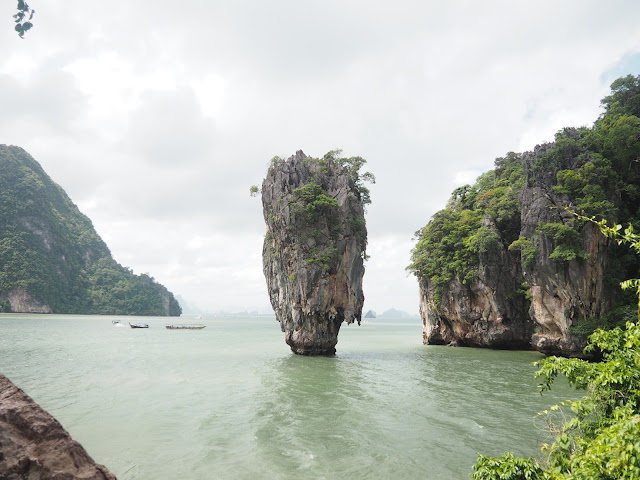 James Bond Island, Phang Nga Bay, Phuket, Thailand