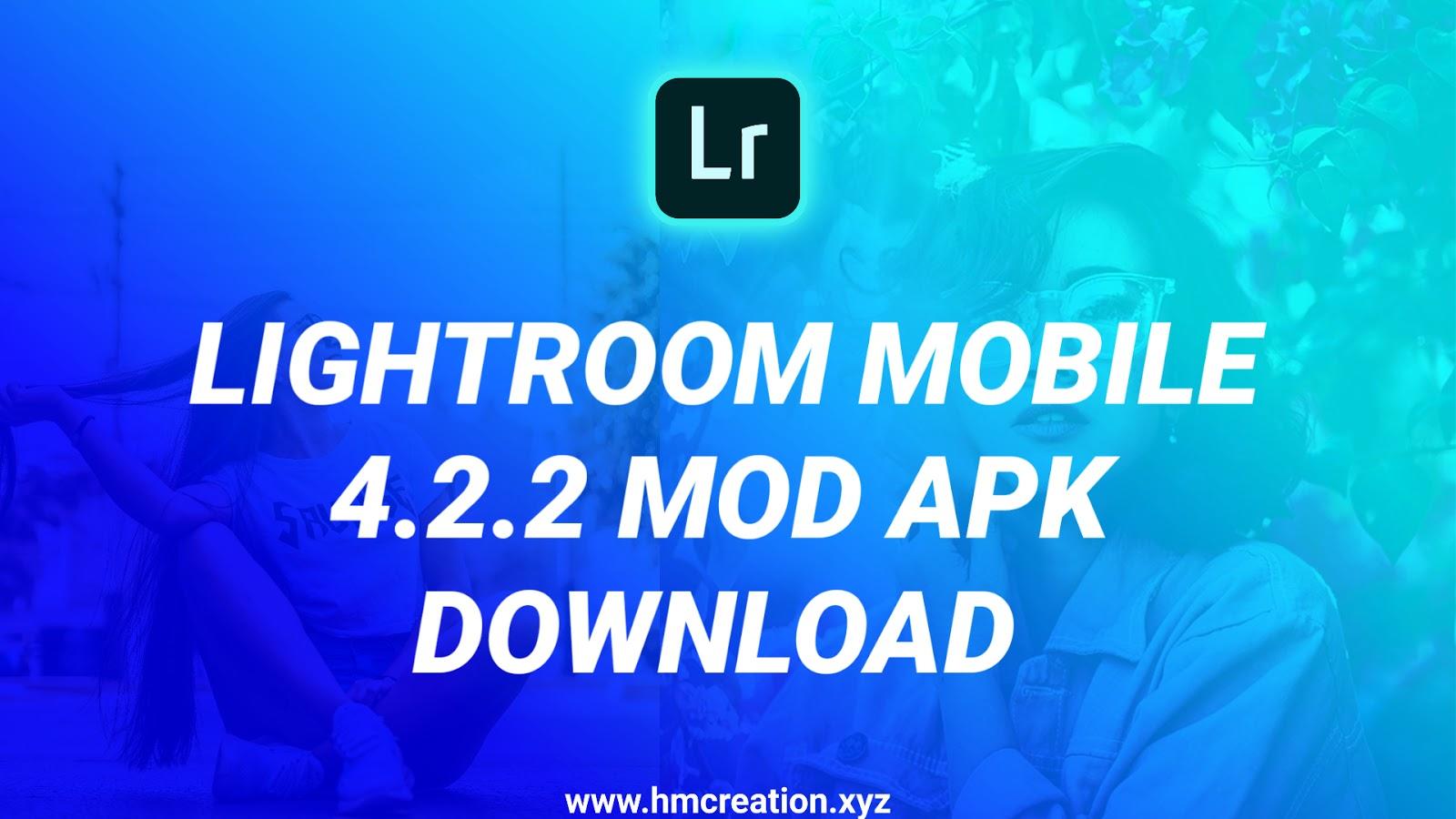 Lightroom mod apk download | Download Adobe Lightroom CC MOD APK v4