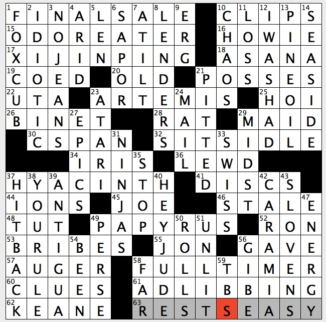 legal wrong crossword woolen garments
