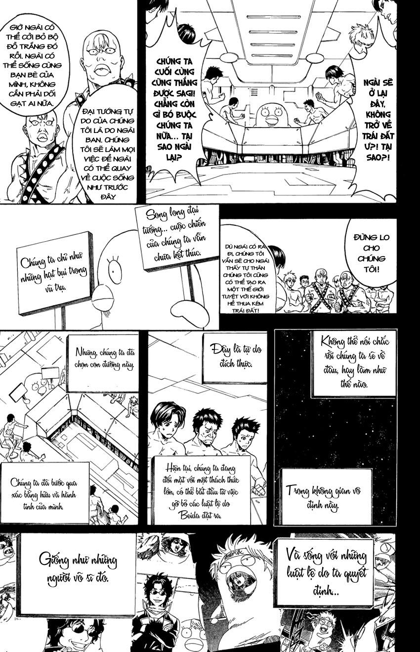 Gintama Chap 360 page 8 - Truyentranhaz.net