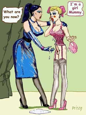 sissy attire