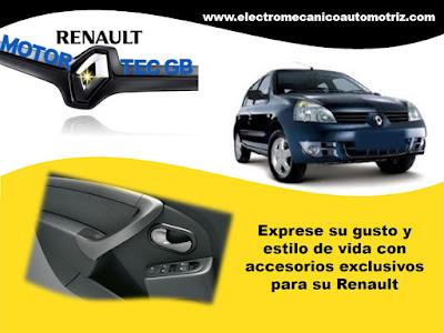 Accesorios Renault Motortec GB Taller Automotriz