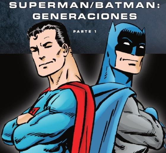 Superman / Batman: Generaciones, de John Byrne
