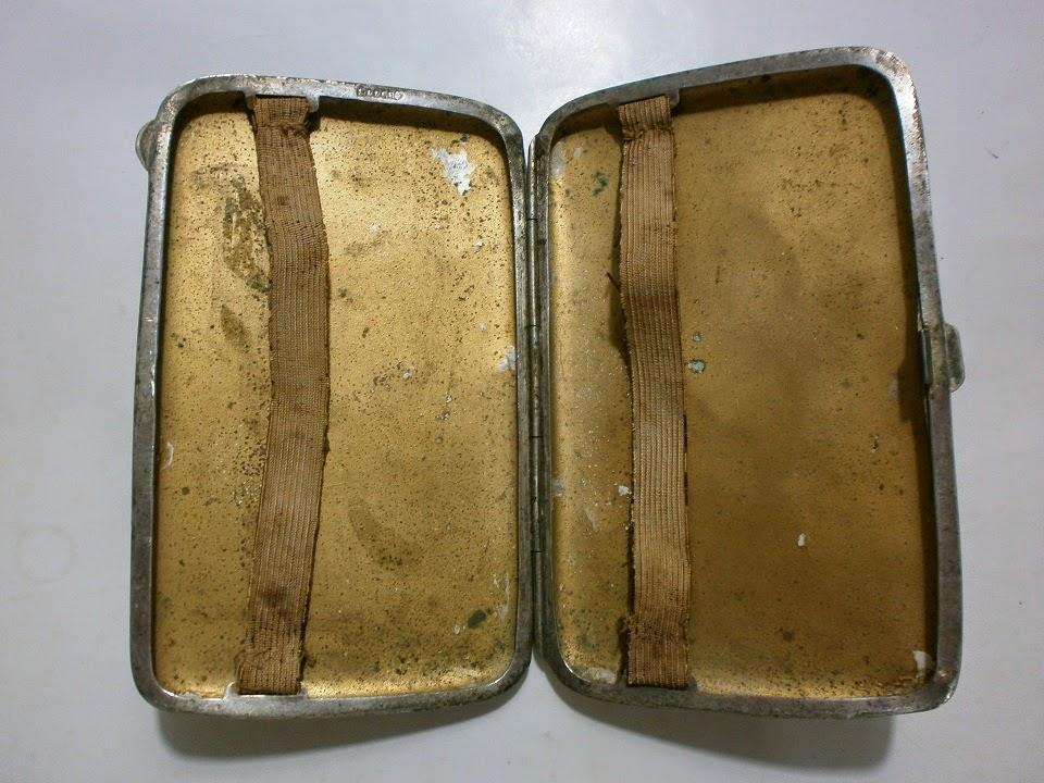 Antikpisan: Kotak Wadah Rokok Antik Westminster ( Reklame ...
