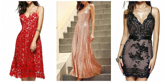 My Zaful Wishlist: Party wear dresses for girl