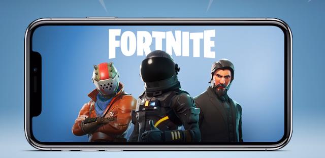 لعبة Fortnite متوفرة الآن لأجهزة أندرويد
