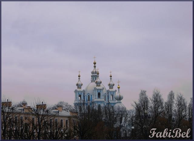 Le couvent de Smolny, Smolny convent