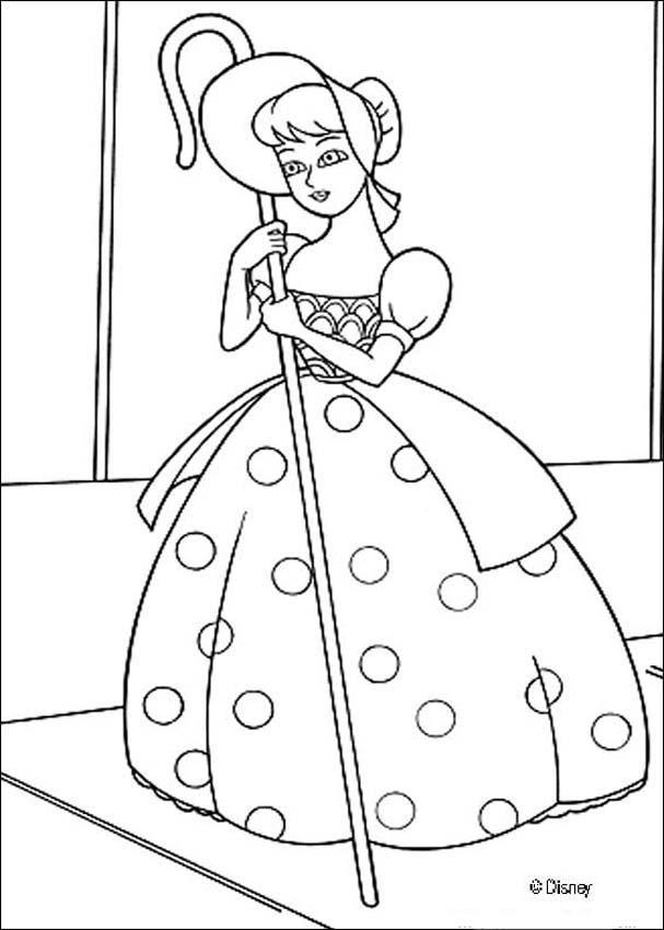 Laminas Para Colorear Coloring Pages Toy Story Para Dibujar