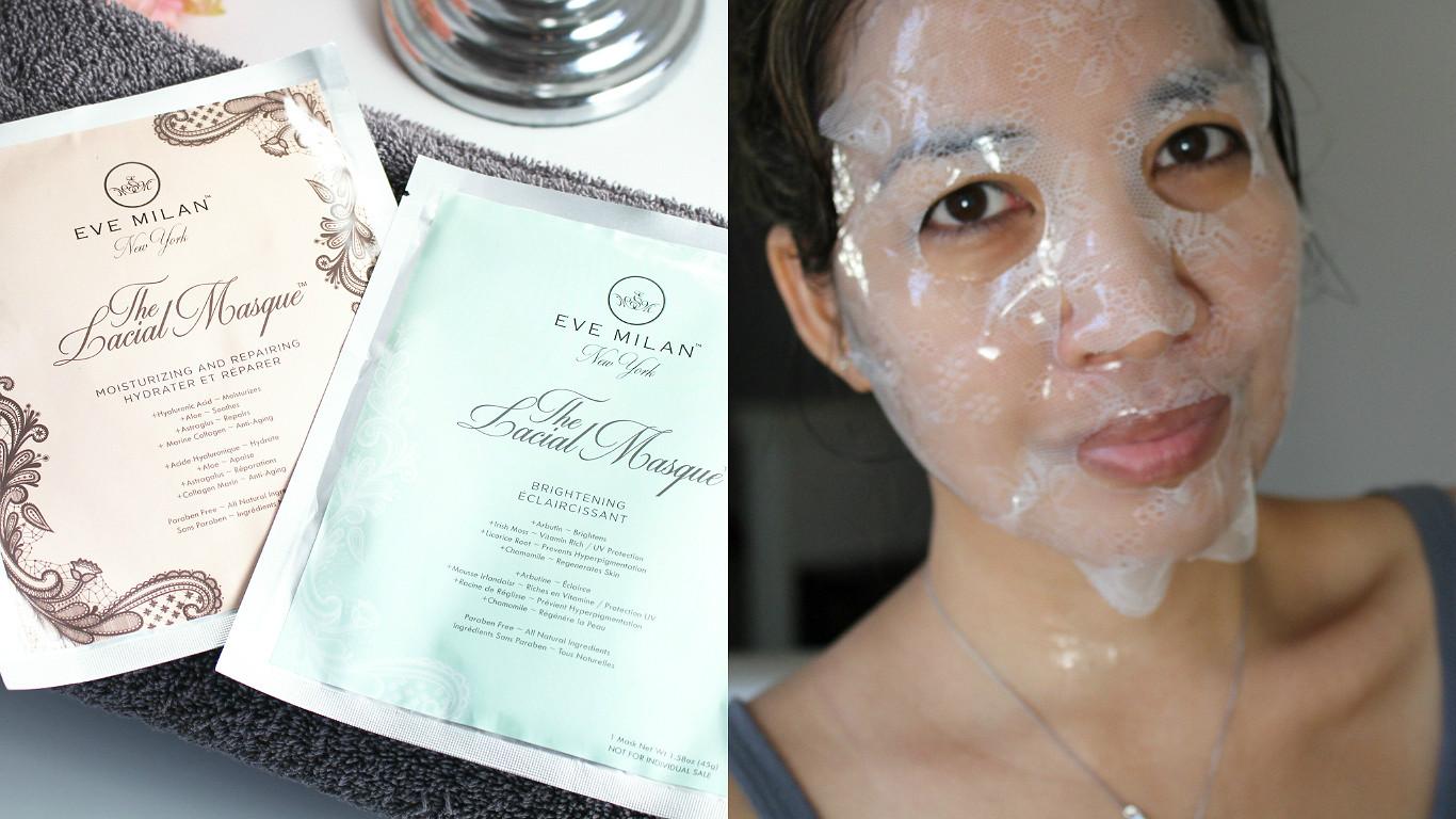 Eve Milan New York Lacial Masque, Review