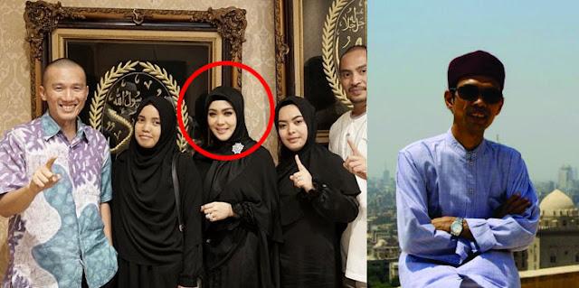 Setelah Bertemu Dengan Ust. Felix Siauw, Syahrini Mengaku Rindu Ingin Bertemu Ustadz Abdul Somad