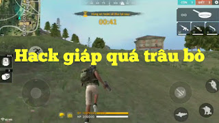 Hack Giáp Game Free Fire