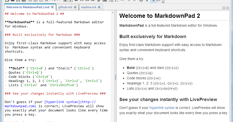 Franky's Notes: Why I switch to Markdown