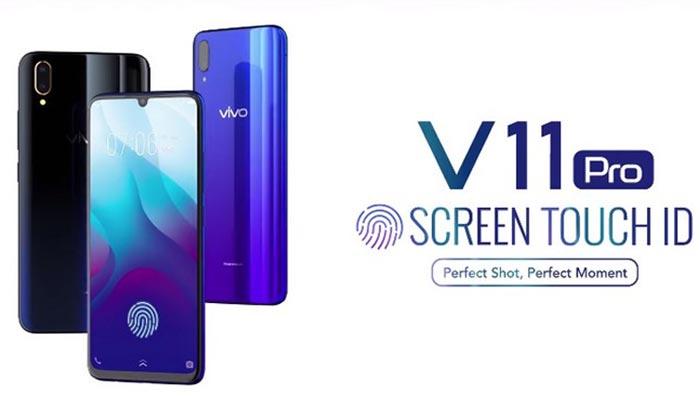 Vivo V11 (V11 Pro) – Update Harga Terbaru 2018 Dan Spesifikasi Detail