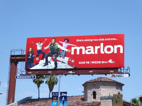 Marlon series premiere billboard