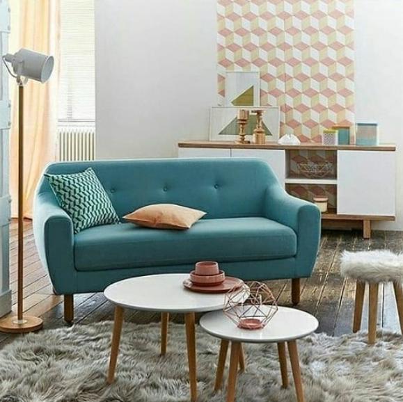 Model sofa ruang tamu kecil minimalis terbaru