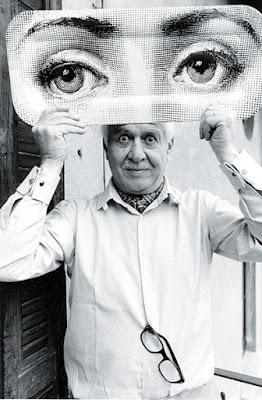 Пьеро Форназетти (Fornasetti) — итальянский художник, скульптор, декоратор, знаменитый дизайнер