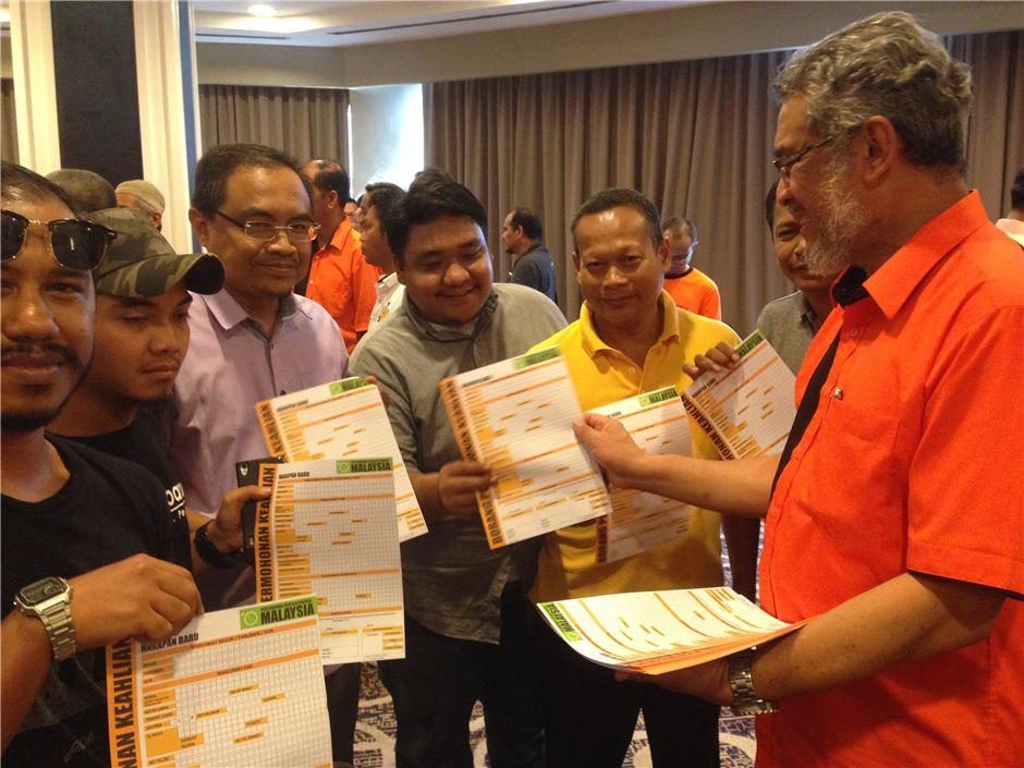 Wadah Baru Pendaftaran Keahlian Parti Amanah Negara Secara Online
