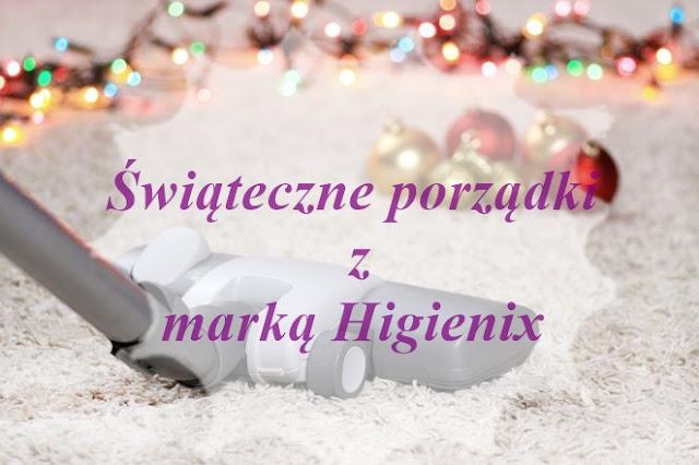 Świąteczne porządki z Higienix
